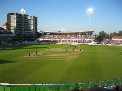 Trent Bridge - decent venue