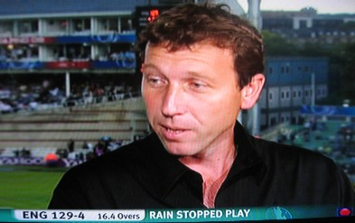 Is Athers at risk of commentator burn-out?